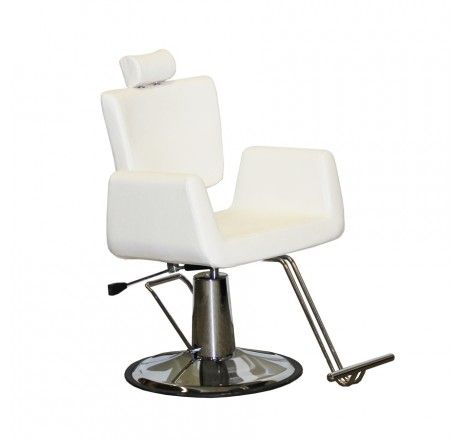 white multi purpose salon chair sports brella furniture deco charlotte all