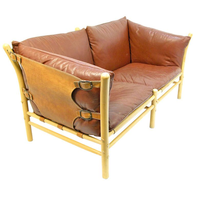 "xx...tracy porter..poetic wanderlust..-1stdibs.com | 1970s 2-seater ""Ilona"" sofa by Arne Norell"