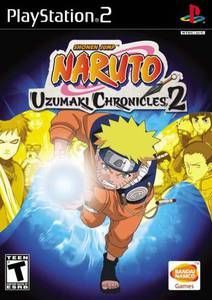 Naruto Uzumaki Chronicles 2 Ps2 Game Playstation Playstation