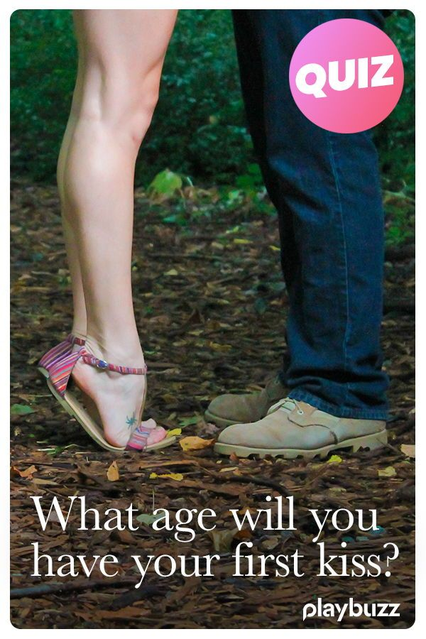 What age will i start dating quiz