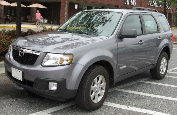 9th Mazda Tribute 2008