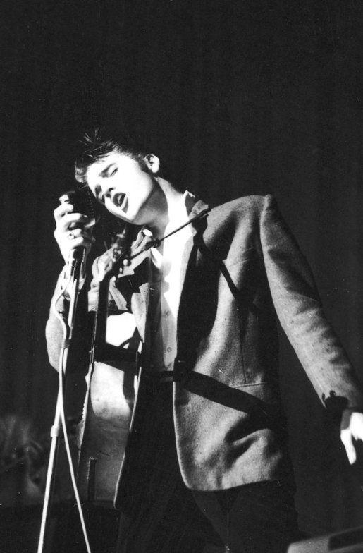 Elvis Presley in Florida, 1956, by Robert W. Kelley