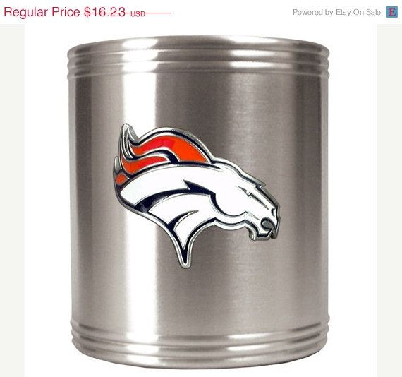 On Sale Personalized NFL Koozie  NFL by RCPersonalizedGifts
