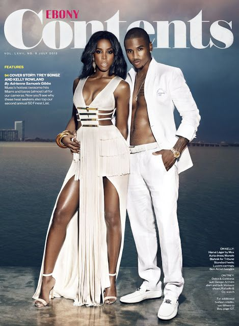 Trey songz and kelly rowland dating