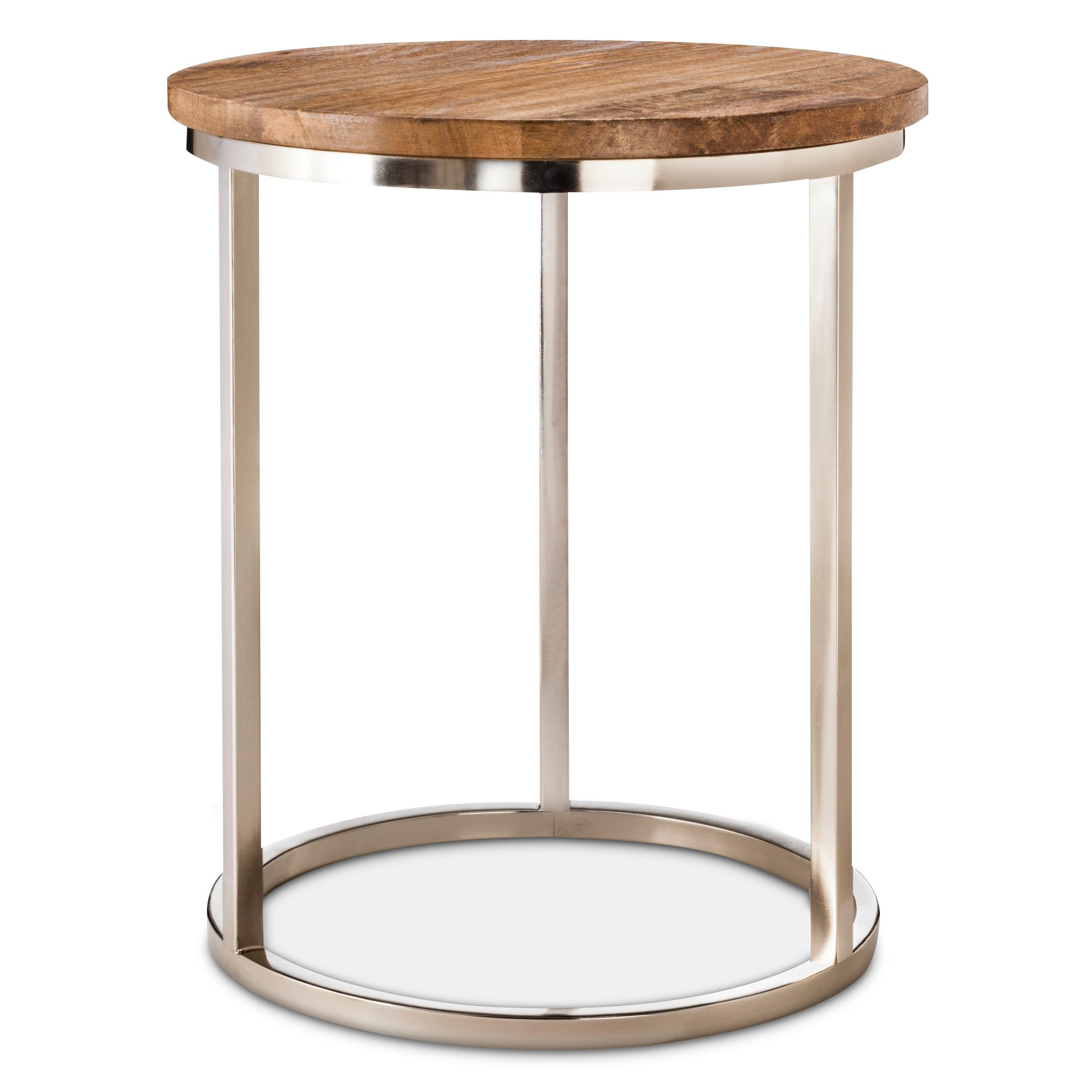 Threshold Metal Accent Table With Wood Top Metal Accent Table Accent Table Wood Accent Table