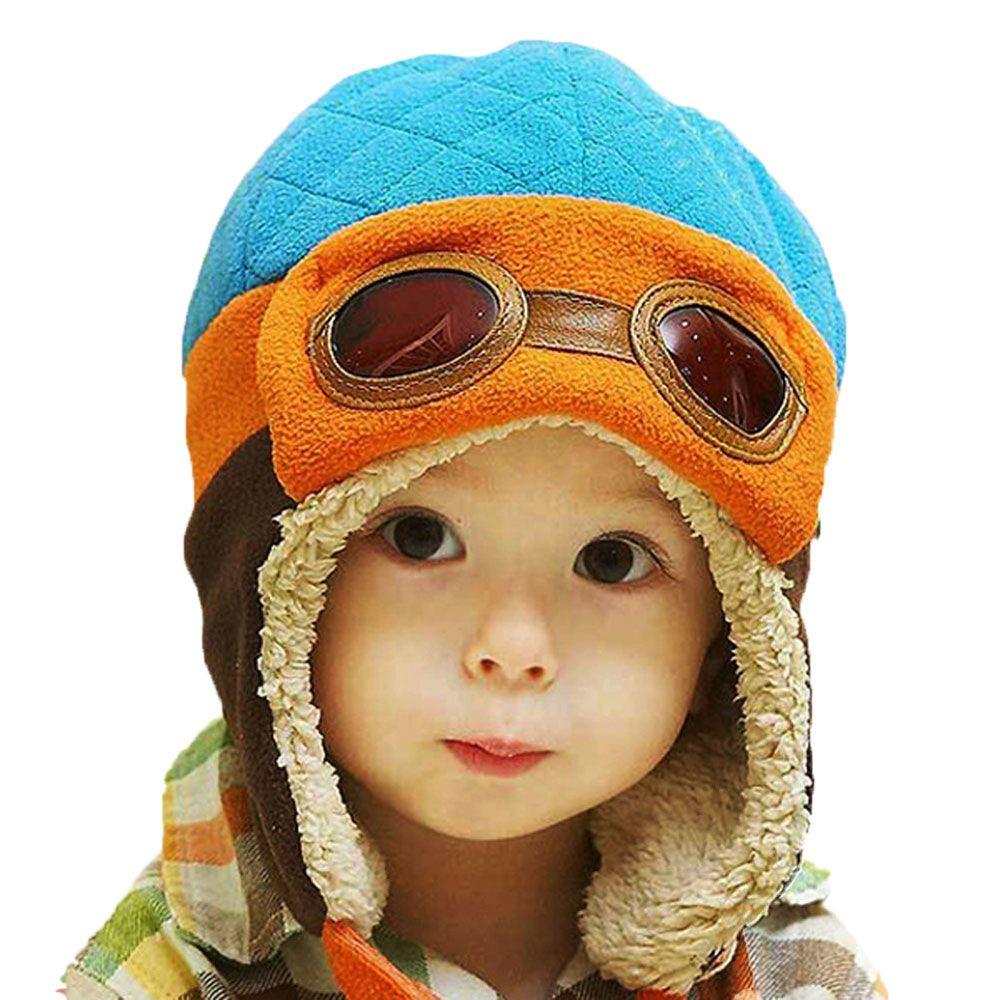Zcargel Mens Winter Knitted Warm Beanie Plush Knit hat