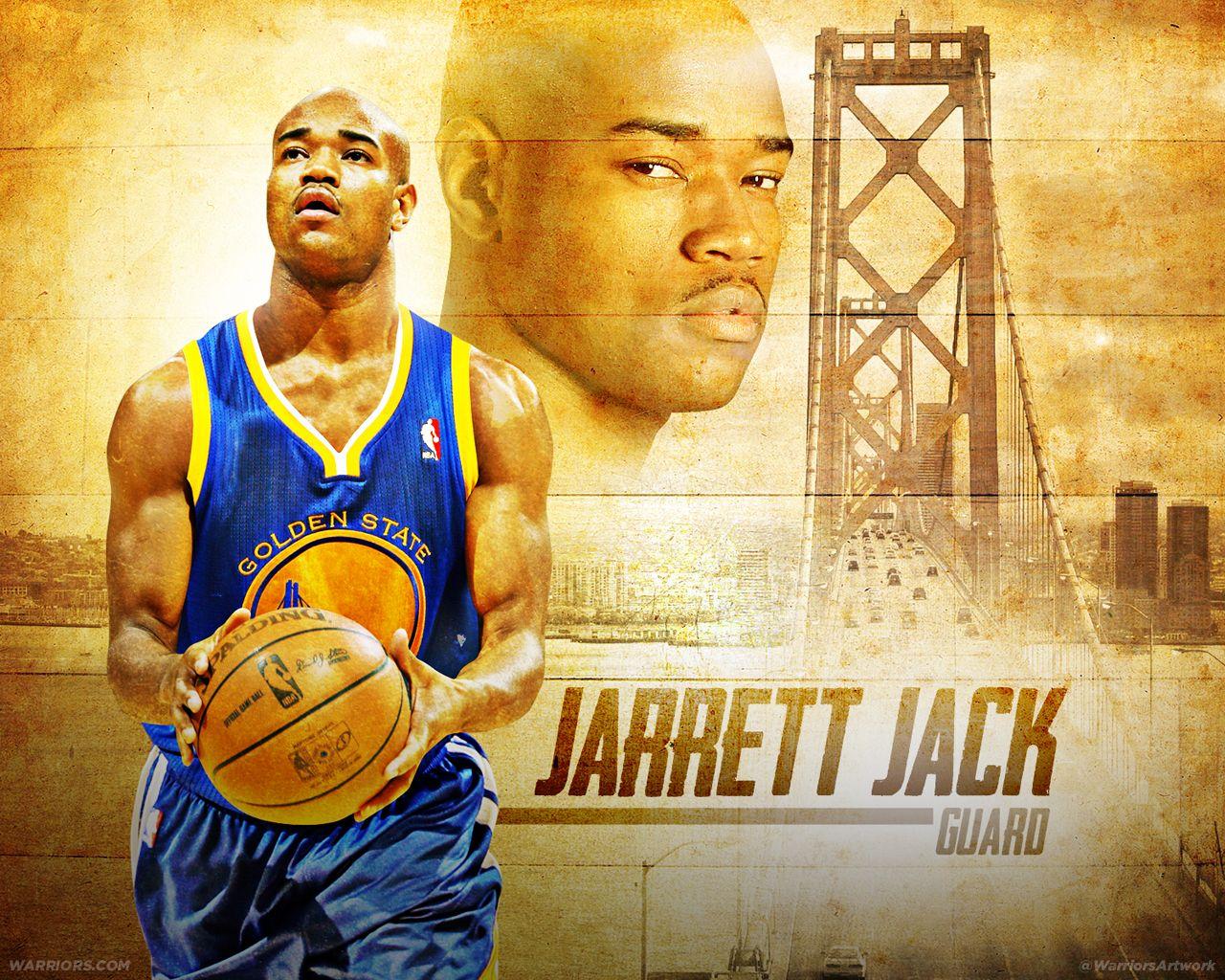 Jarrett Jack Go Warriors Golden State Warriors Wallpaper