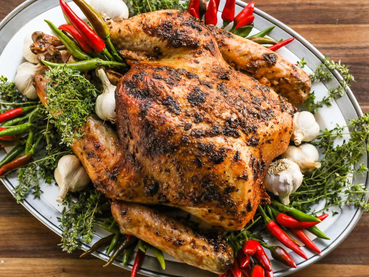 Photo of Chipotle Mayonnaise-Roasted Turkey