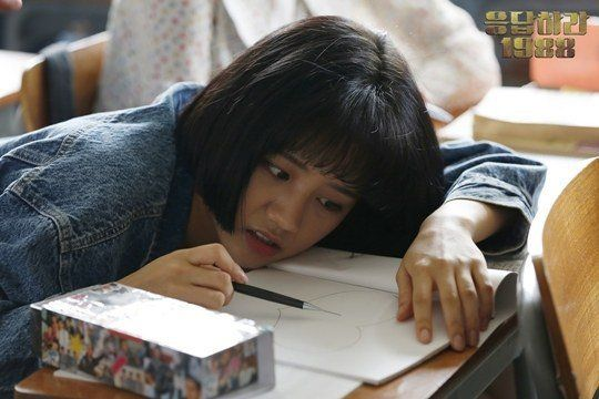 """""""Reply 1988"""" Gets Fans Excited with Teaser Shots of Hyeri 