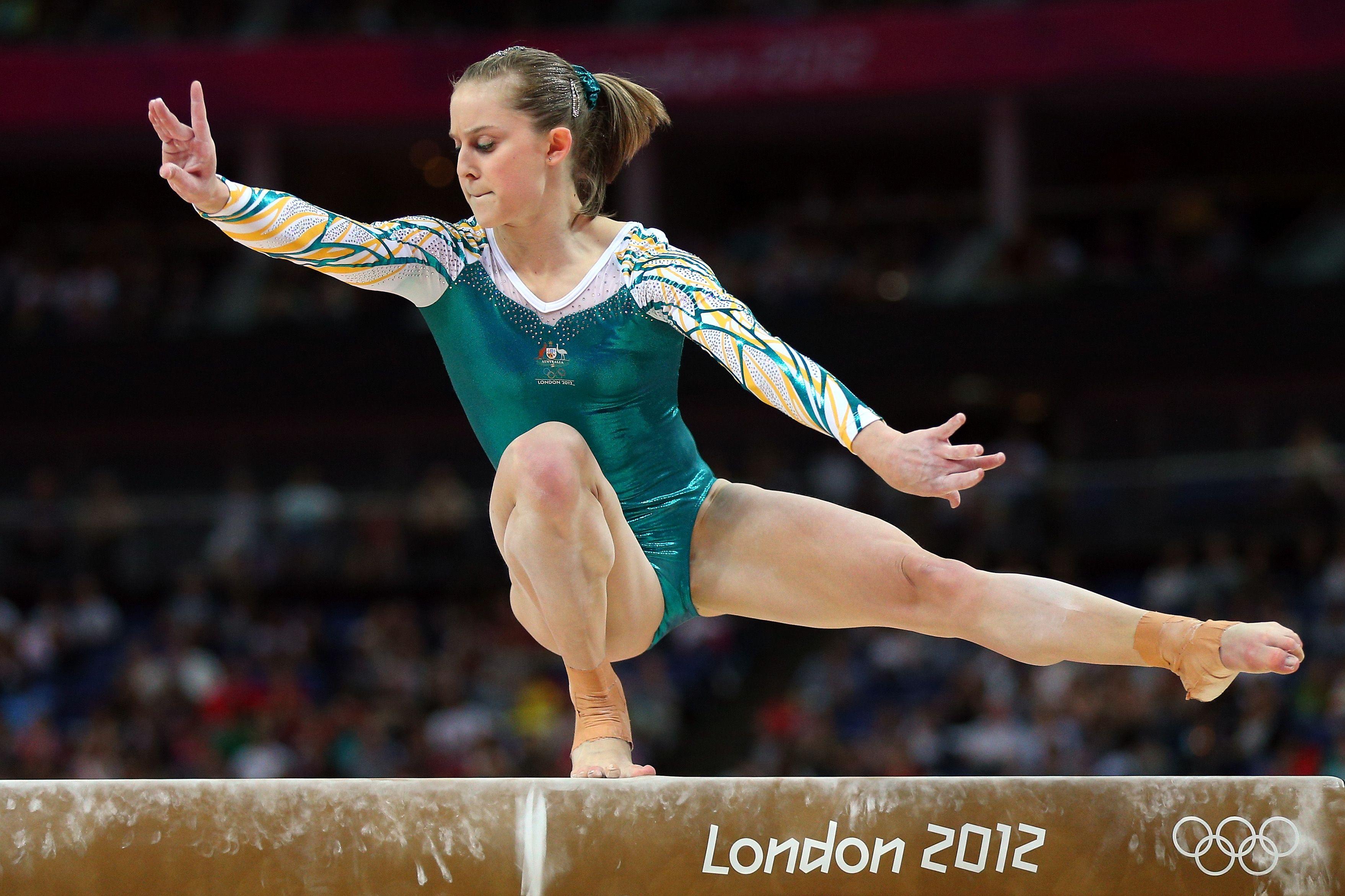U.S. womens team viewed as favorites in gymnastics - The