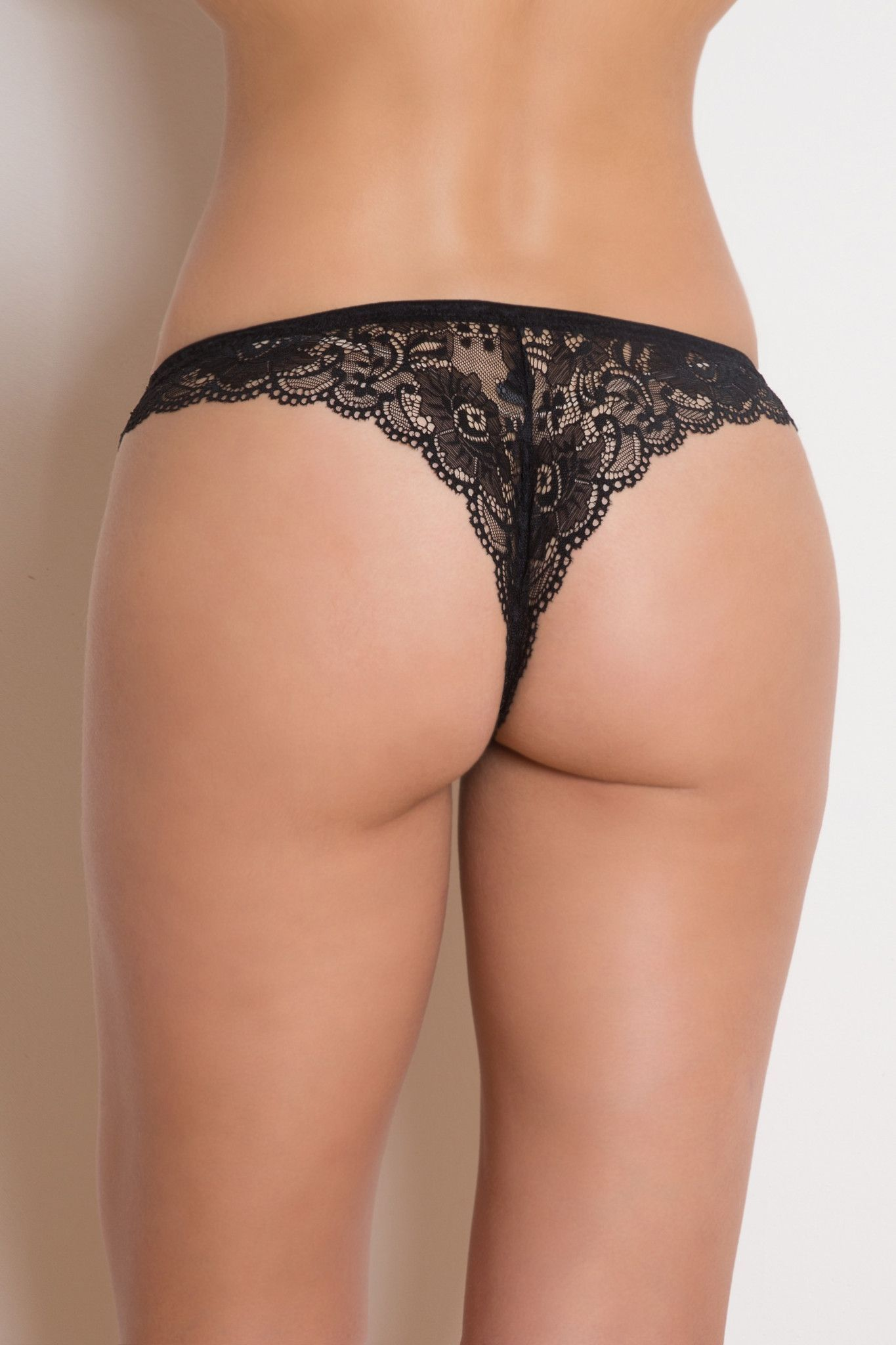 334425fc57 LACE BRAZILIAN PANTY Black Lace With Red Bow Detail Women s Cheeky Underwear  Lace  90%