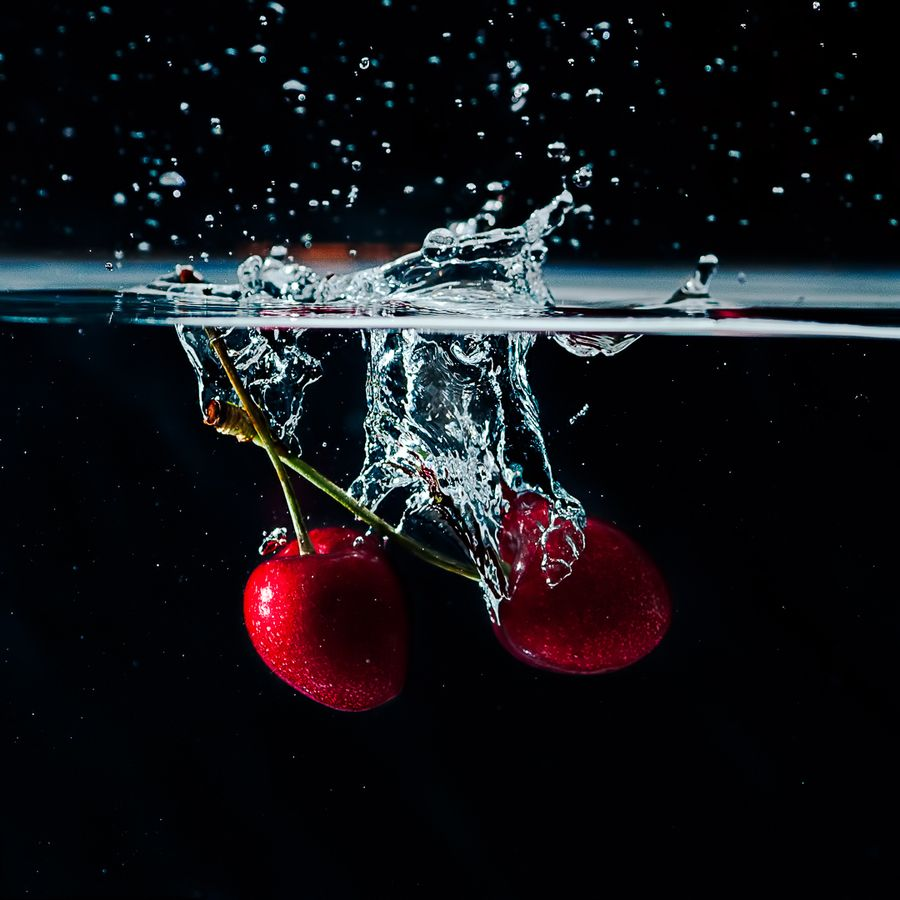 Splash Photography Image By Peanyz On Food & Drink