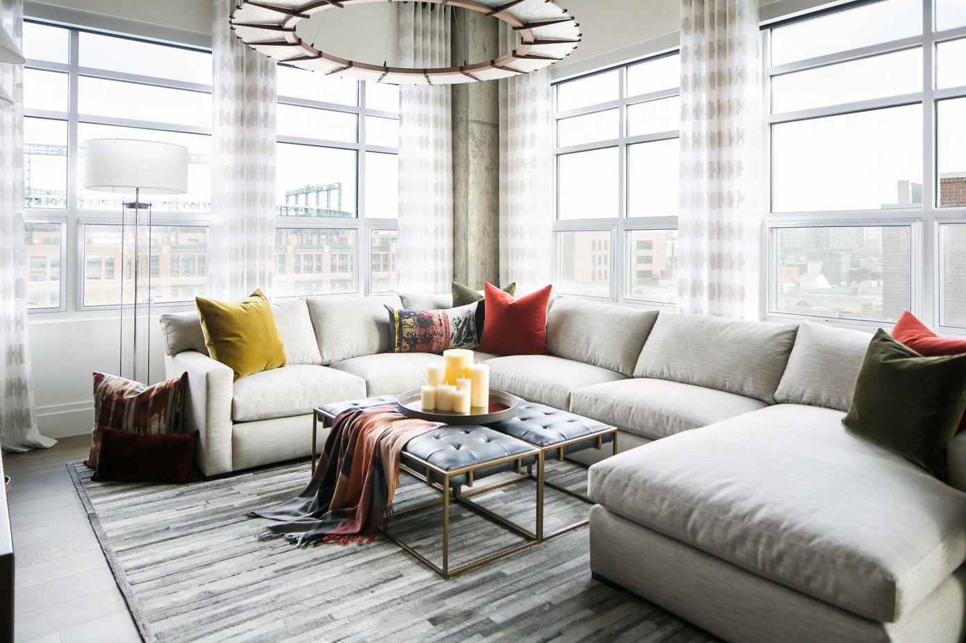 Denver Loft Style Living by Robeson Design | Denver, Lofts and ...