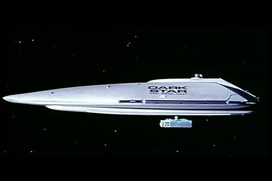 Bomb 20 From John Carpenter S Dark Star Dark Star Sci Fi Spaceships Spaceship Concept