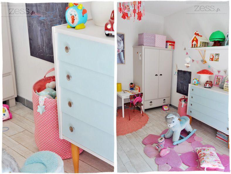 la chambre de lily rose partie 1 2 d co pinterest chambre chambre enfant et chambre b b. Black Bedroom Furniture Sets. Home Design Ideas