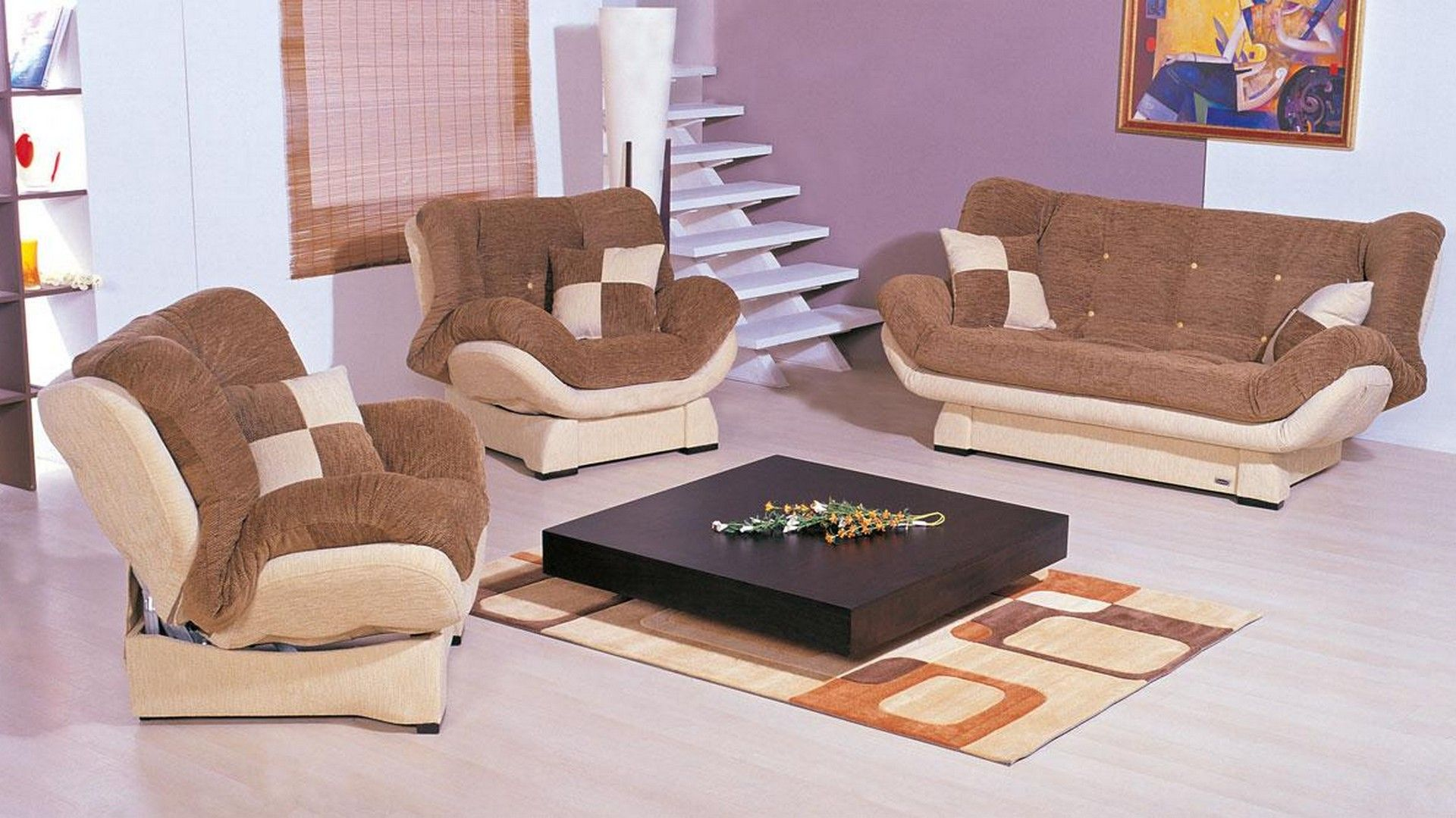 cozy inspiration living room sofa sets. Awe Inspiring Sitting Room Furniture With Cozy Big Brown Sofas And Short  Table