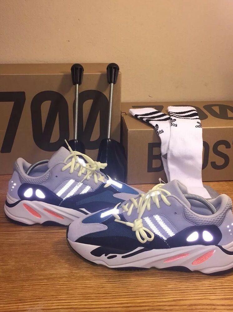 Adidas Yeezy Boost 700 Wave Runner Sz
