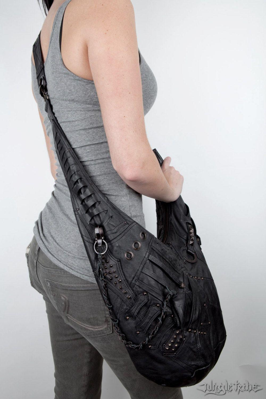 22bcc9248f ninja assassin hobo bag от JungleTribe на Etsy