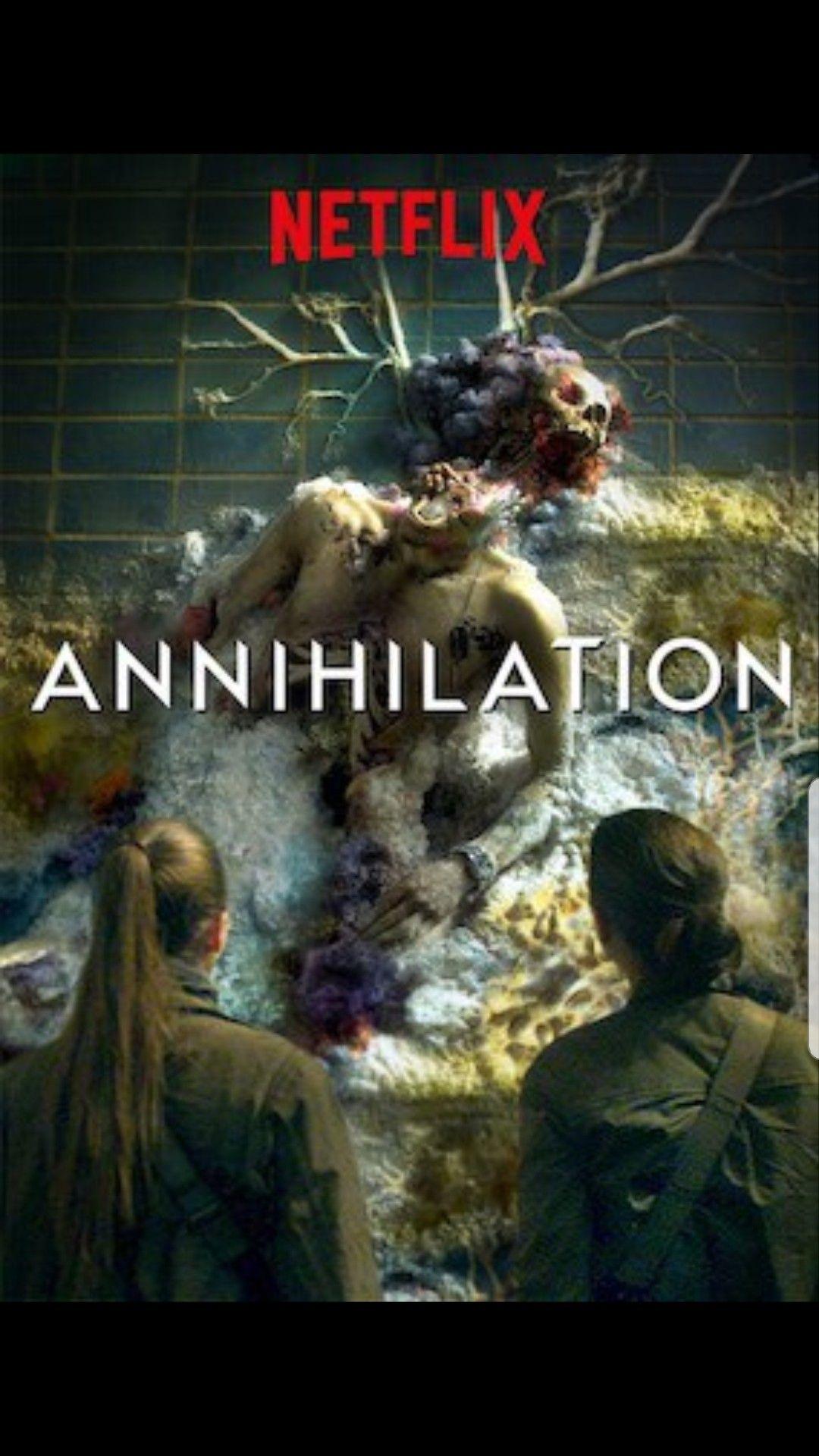 Annihilation Annihilation Movie Sci Fi Films Weird Creatures