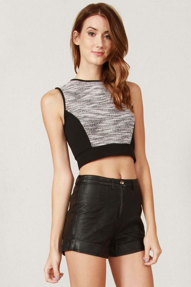 Page 2: Crop Tops for Women   Cropped Tops