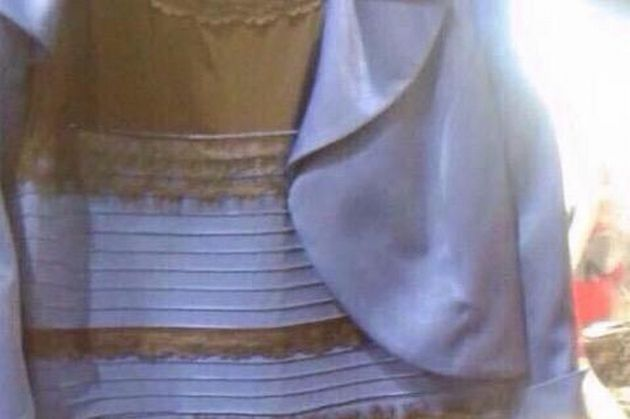 O banală rochie a stârnit una dintre cele mai aprinse dezbateri din istoria internetului. Astfel, milioane de oameni din întreaga lume se întreabă ce culoare are aceasta rochie. Este albă cu auriu ...