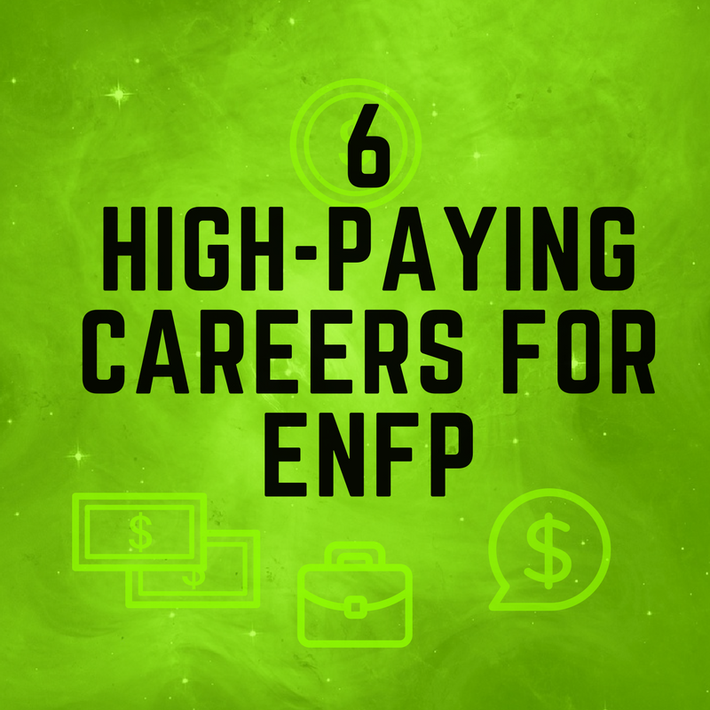Careers for an enfp