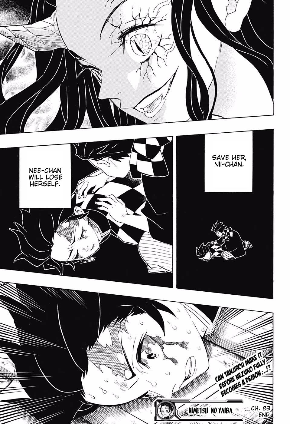 Kimetsu no yaiba manga online español