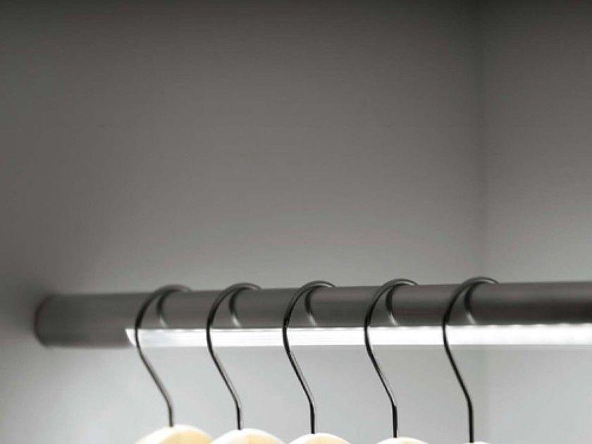 Lighted Closet Rod Closet Rod Motion Sensor Closet Light