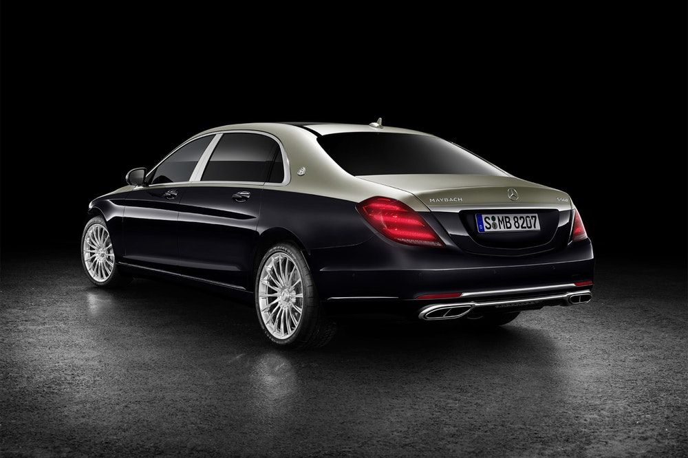 The Mercedes Maybach S Class Gets An Update For 2019 With Images