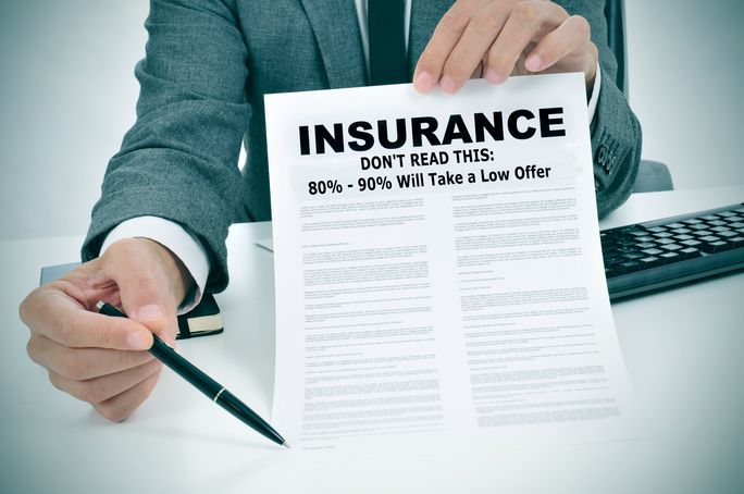 Don't accept any insurance company's settlement offer ...