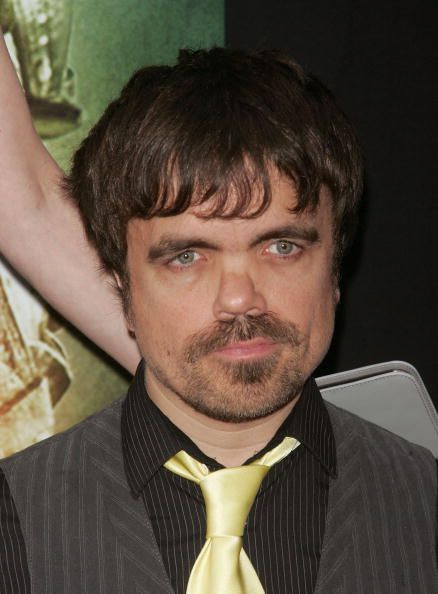 Actor Peter Dinklage Arrives At The Chronicles Of Narnia Prince