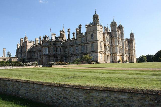 Burghley House. Regarded by many as the finest Elizabethan House in England, Burghley House was built c.1558 by William Cecil, the first Lord Burghley and still lived in by his descendants.