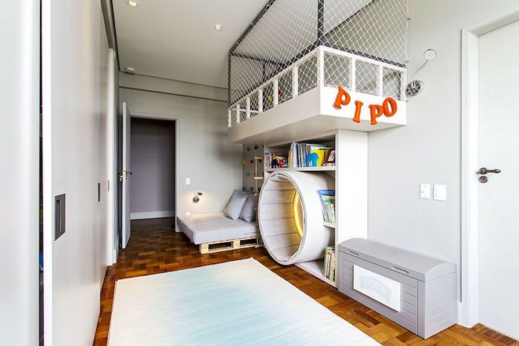 Quelles sont les nouveautés dans la chambre d\'enfant moderne ?