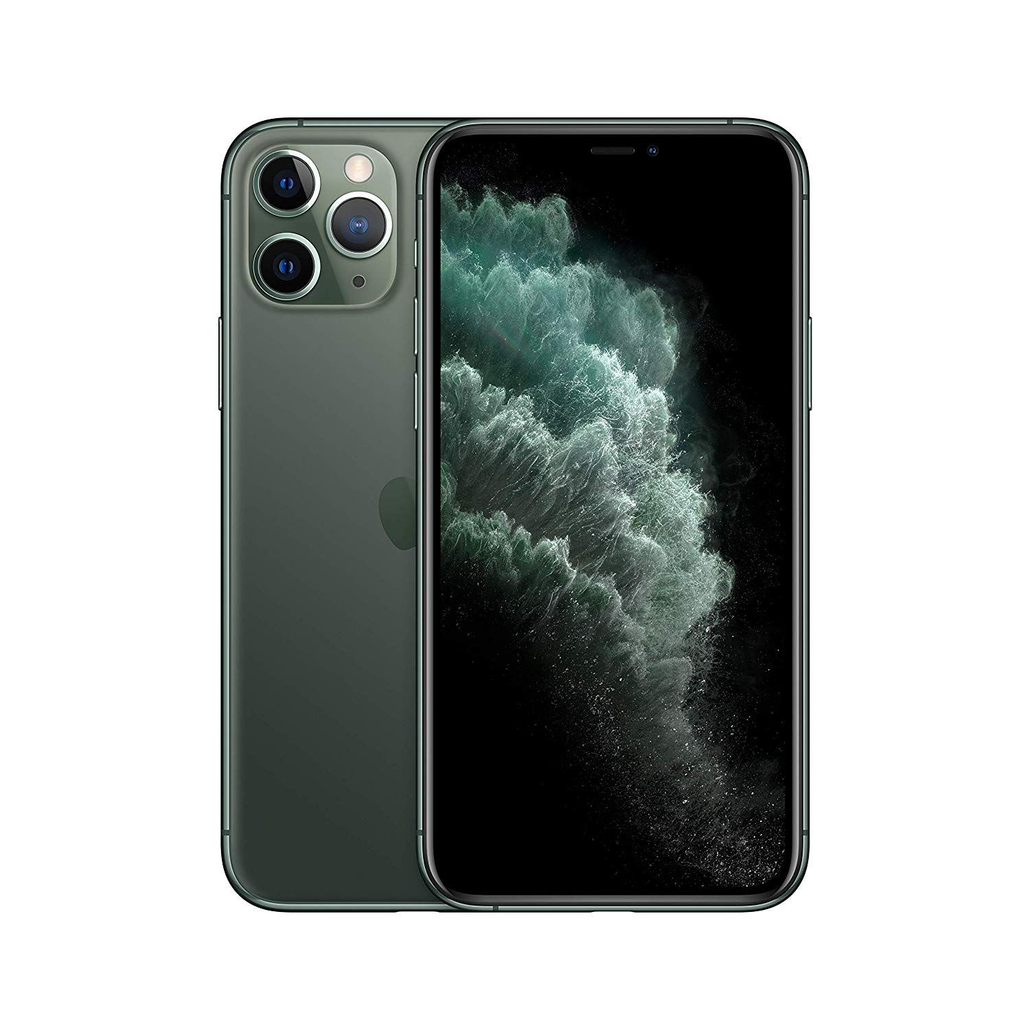 This Apple Iphone 11 Pro Max With 6 5 Inch Super Retina Xdr Oled Display Water And Dust Resistant 4 Meters For Up To 30 Minutes Ip Nel 2020 Apple Iphone Iphone Verde