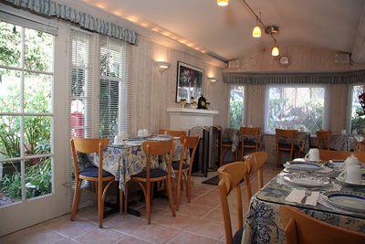 Breakfast Carmel Fireplace Inn Bed Breakfast Bed And