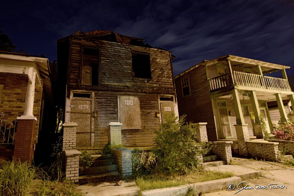 Burnt Down House by JaimeRosePhotography on Etsy House