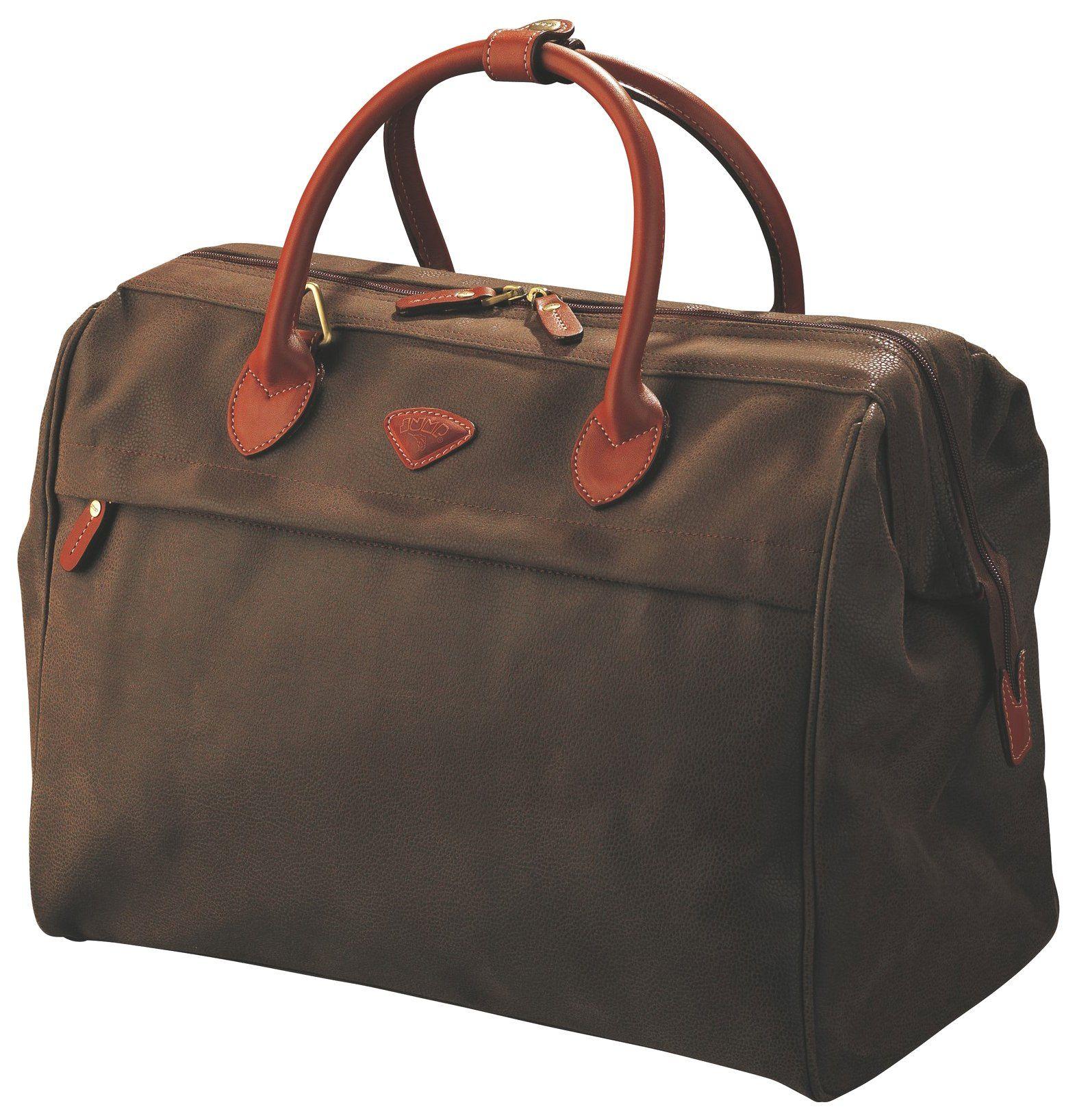 Kangol Designer Small Holdall Travel Cabin Luggage Baggage Flight Carry Bag