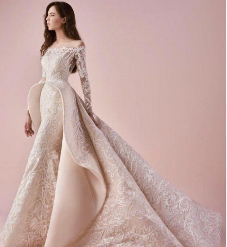 اجمل موديلات فساتين زفاف ناعمة من الانستغرام مجلة هي Ball Gowns Wedding Bridal Dresses Perfect Wedding Dress