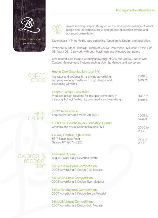 55 Examples Of Light And Clean Resume Designs Resume Design Resume Writing Examples Resume