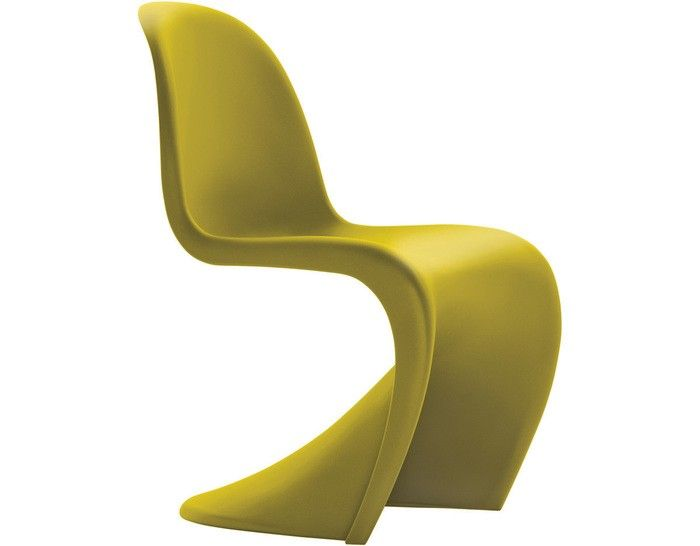 Amazing Panton Molded Plastic Chairs: Remodelista