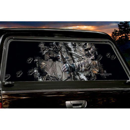 Gadsden Version 1 Don/'t Tread On Me  Rear Window Graphic Decal  Truck Van