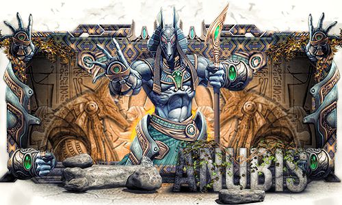 Black Kemetic Gods Wallpaper Egyptian God Anubis Wallpaper