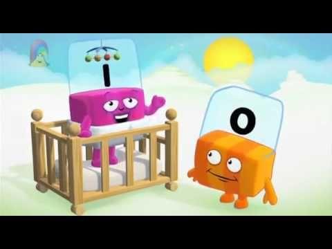 Alphablocks Dot /o/ Phonics videos, Alphabet video