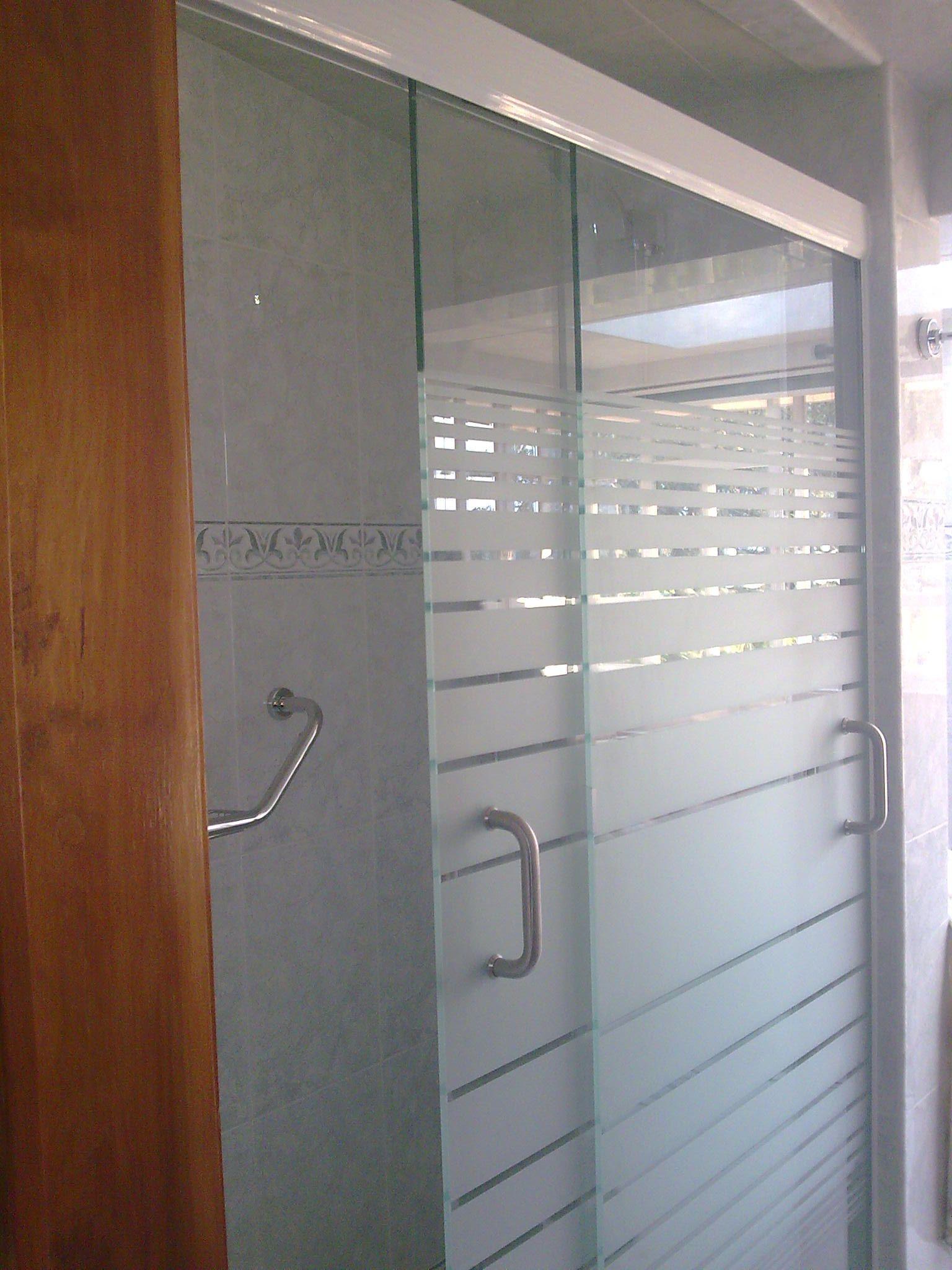 Amazing Cancel de ba o Cancel bathroom tempered glass mm
