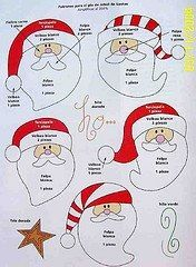 Moldes De Adornos Navideños En Fieltro Para Imprimir Gratis Moldes De Adornos Navideños Adornos Navidad Fieltro Adornos Navideños