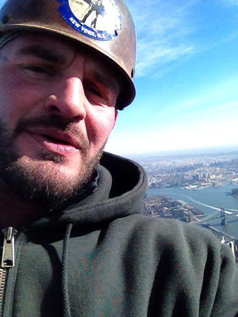 Tommy hickey | Iron worker local 40 | Baseball hats, Hats, Iron man