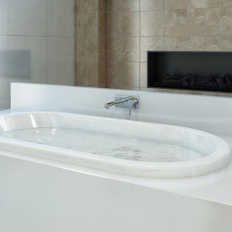 Classic 1700 Island Bath http://www.caroma.com.au/bathrooms/baths ...