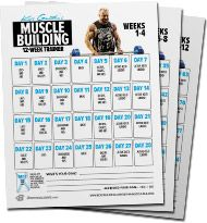 How To Build Muscle Size With Light Weights