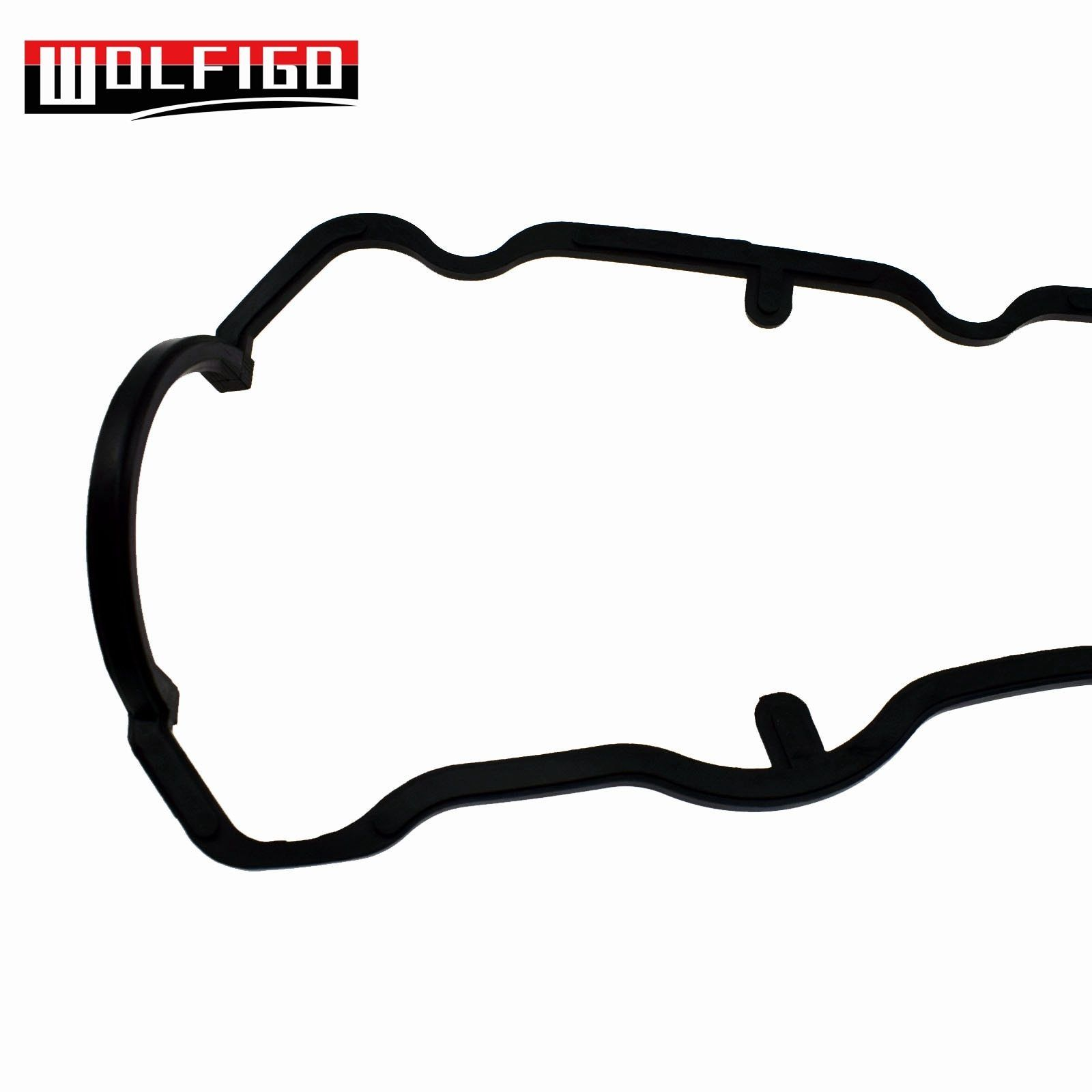 hight resolution of wolfigo for vw beetle golf jetta tdi 1 9 engine valve cowl gasket 038103469e 038 103 469 e new