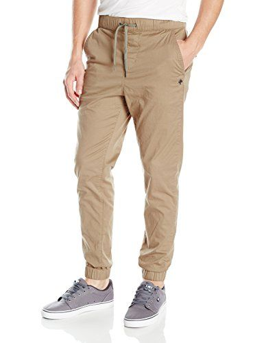 Men/'s LRG Game Changer Gray Jogger Pants